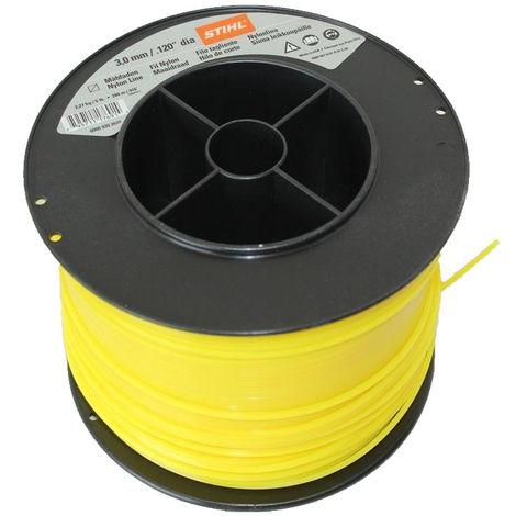 Bobina filo nylon quadrato Stihl 3,0 mm da 280 metri per decespugliatore