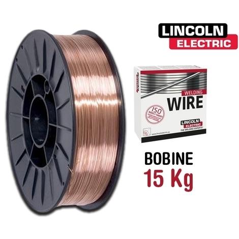 Bobine 15kg de fil MIG/MAG pour acier doux Ultramag (0.8 mm (bobine 15kg))