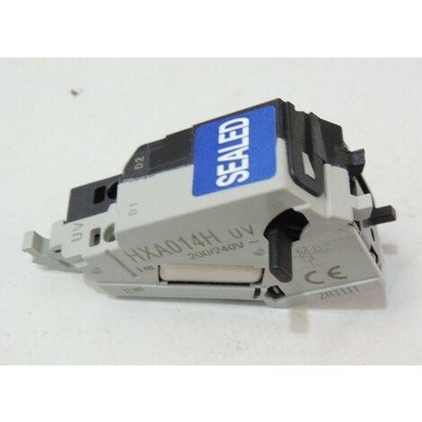 Bobine à manque de tension 200-240V AC pour inter et disjoncteur 3P et 4P série X160-X250 HAGER HXA014H