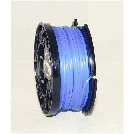 Bobine Bobine pour coupe-bordure Compatible avec Black & Decker glc1825l débroussailleuses