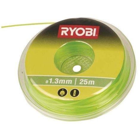 Bobine de 25 m de fil Ø 1,3 mm Universel RYOBI RAC131