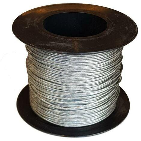 Bobine de câble acier 1 mm 100 ML