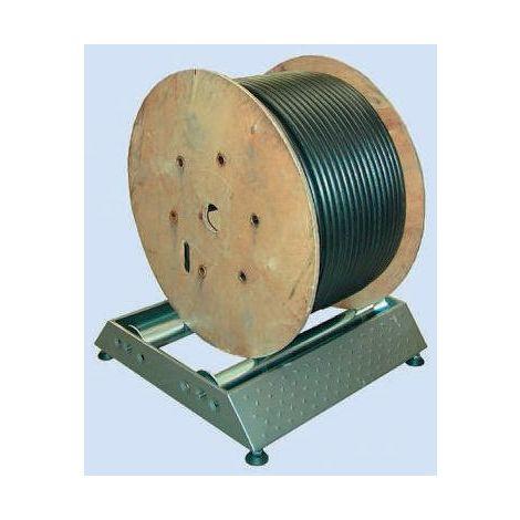 Bobine de câble vide RS PRO Bobine de câble, longueur maximum de câbles 30m Caoutchouc