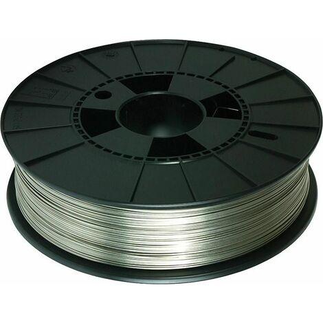 Bobine de fil 0,8 mm, d 200 mm 5 kg, inox (316L)