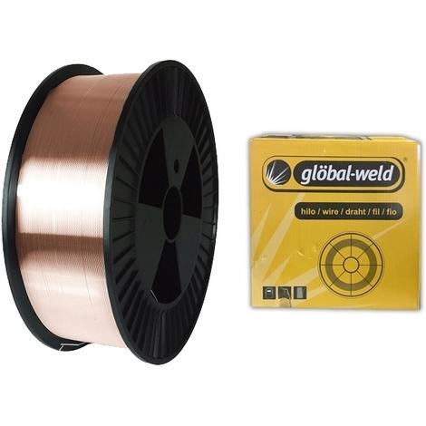 Bobine de fil à souder G3SI 15kg ø1,2mm SOLDANORTE