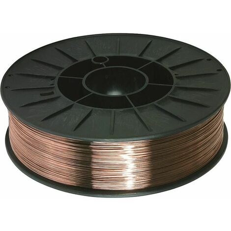 Bobine de fil Carbofil 1G3Sil D 0,8 D200/5kg acier