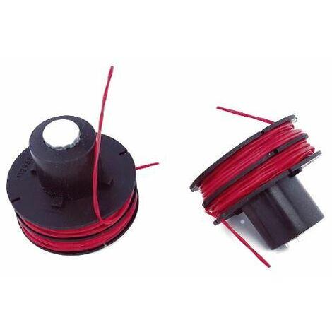 Bobine de fil de rechange pour Coupe-Bordures GTE 350/450/550 AL-KO