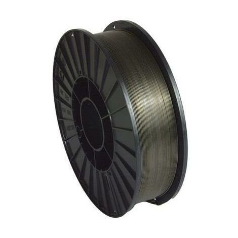 Bobine de fil fer acier dia 0.8mm - 5kg