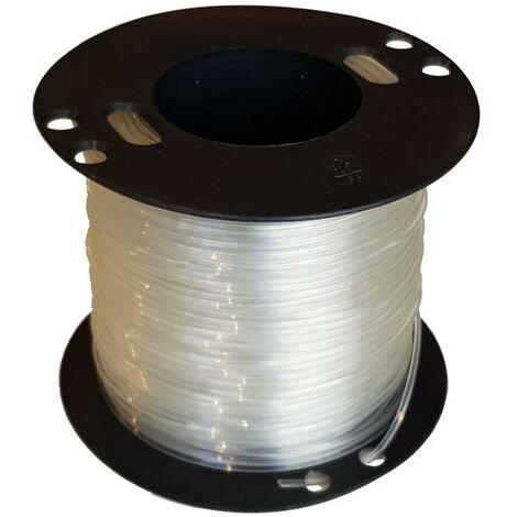 Bobine de fil perlon 100 mètres 2 mm - Artiteq