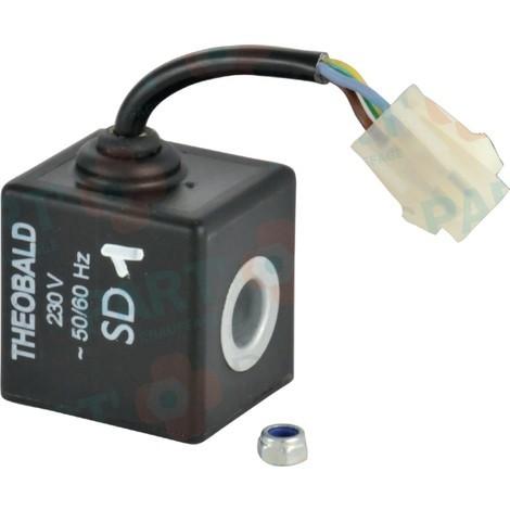 Bobine électrovanne modulante Réf. F3AA40658 FRISQUET