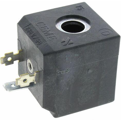 Bobine electrovanne pour Centrale vapeur Calor, Centrale vapeur Rowenta, Centrale vapeur Tefal