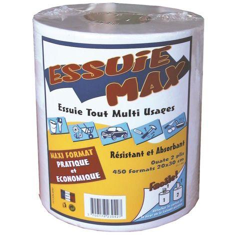 Bobine essuie-mains multi-usages 450 feuilles