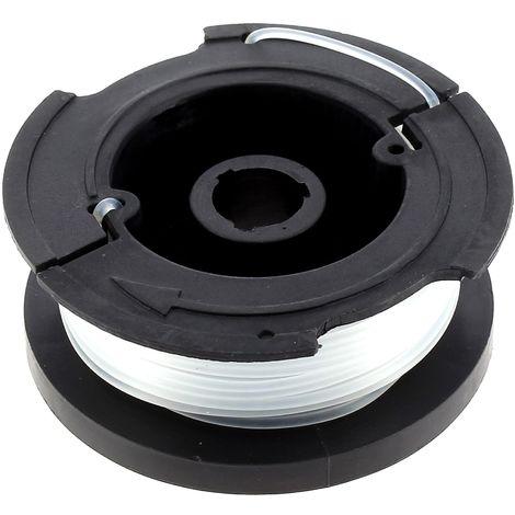 Bobine + fil 1,5mm 10m pour Coupe bordures Black & decker