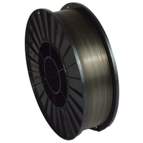 Bobine fil acier fil fourré, fil Ø 0,9 mm, 4,5 kg