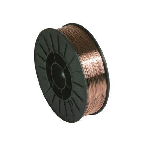 Bobine fil acier fil plein, fil Ø 0,8 mm, 5 kg