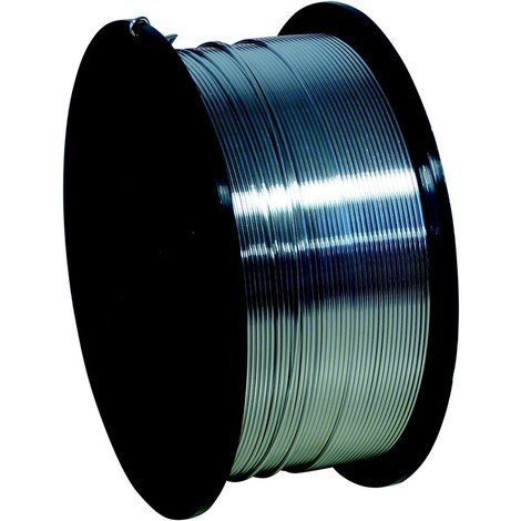 Bobine fil aluminium pour soudure 0,45 Kg diametre 0,8 mm - S05254