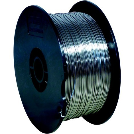 Bobine fil inox pour soudure diametre 0,8 mm - S05252