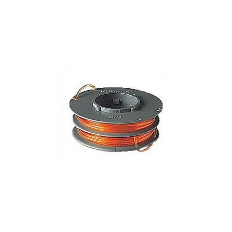 bobine fil pour coupe bordures gardena 3665392071785. Black Bedroom Furniture Sets. Home Design Ideas