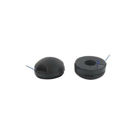 Bobine fil pour débroussailleuse Bosch ART23, ART23G, PRT23, PRT200, PRT230 - Ø fil : 1,3mm.