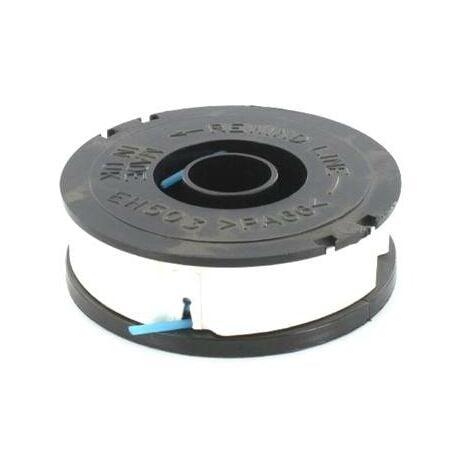 Bobine fil pour débroussailleuse Einhell modèle BG- ET5030 BG-RT5030, ET500/30 - Ø fil : 1,6mm.