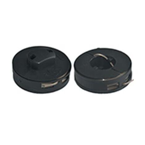Bobine fil pour débroussailleuse Einhell modèle RT20 - Ø fil : 1,3mm.