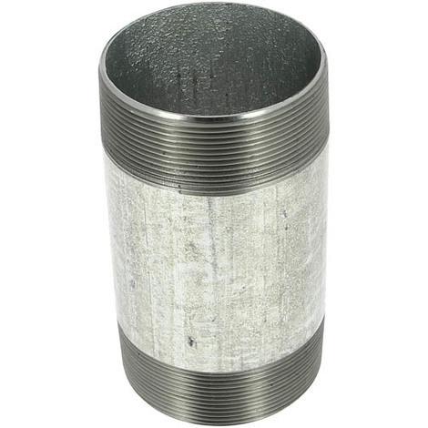 """Bobine fonte galva longueur 150mm Mâle 3"""""""
