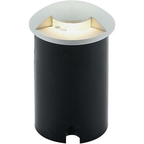 Bodeneinbauleuchte Milara aus Aluminium