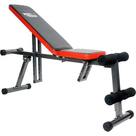 BodyTrain Adjustable Weight Training Bench