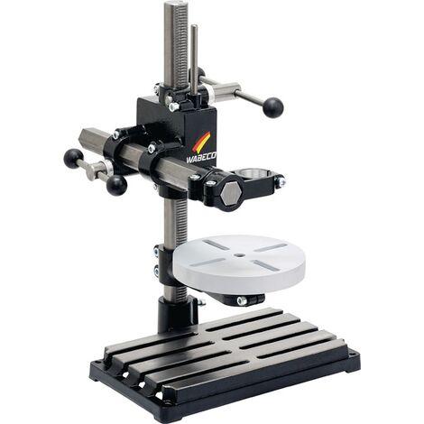 Bohr-/Fräswerk Gesamt-H.500mm horiz.175 mm,vertikal 250mm Rundtisch WABECO