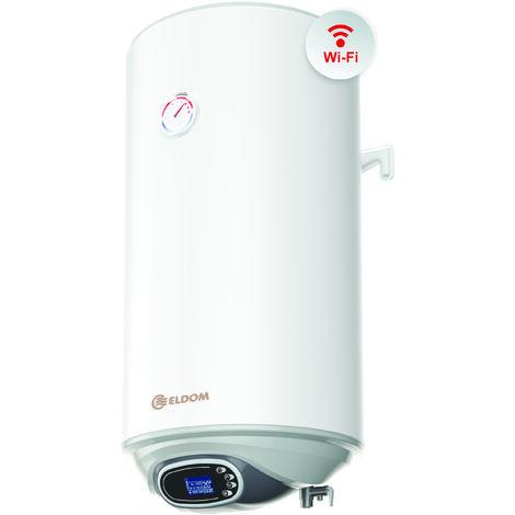 Boiler Warmwasserspeicher 50L druckfest Eldom Favourite Digital