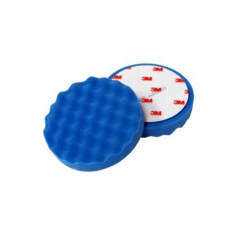 Boina Azul Hookit Antihologramas 150mm (1 unidad) 3M