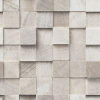 Bois Papier Peint Intissé 10 M X 52 Cm
