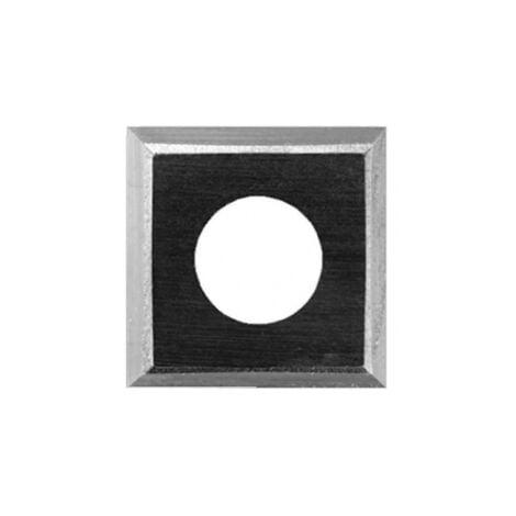 Boite 10 plaquettes carbure K05 - 14 x 14 x 2,0 mm araseur travail du bois