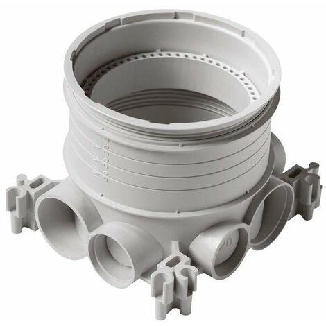 Boite 1p sol beton/placo 81988