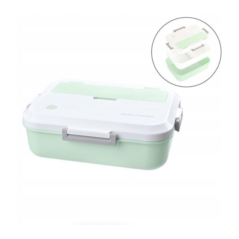 Betterlife - Boîte à bento pour enfants et adultes | Boîte à lunch réutilisable à 3 treillis | Boîte de rangement pour aliments avec couverts |