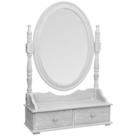 Boîte à bijoux avec miroir Instants volés - Atmosphera