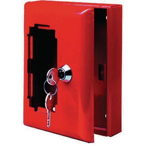 Boîte à clés avec vitre 160x120x50mm Réf 215001