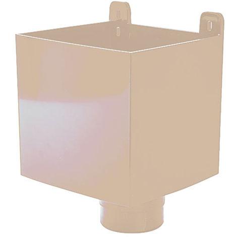 Boîte a eau tube e.p. O80 sable