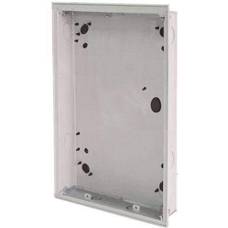 Boite à encastrer 8 modules pour bouton-pussoir abb 41028F