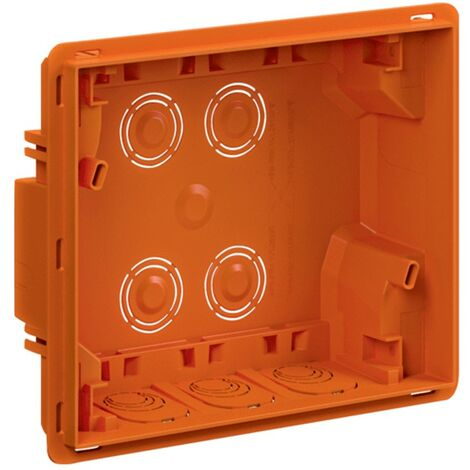 Boîte à encastrer, Bocchiotti pour coffret Pablo STYLE 8 Modules B04913