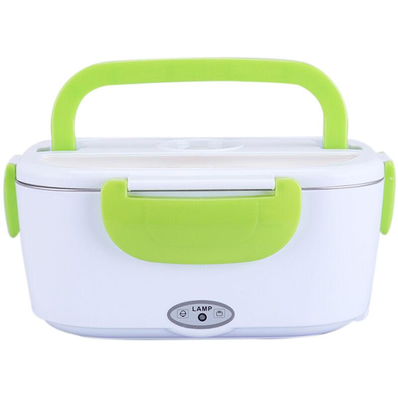 Boite A Lunch Chauffante Electrique Multifonction, Vert
