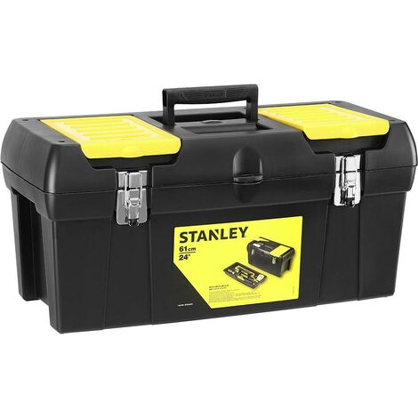 Boîte à outil - 489 x 260 x 248 mm - Batipro - Stanley