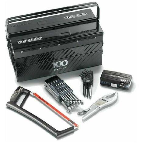 Boîte à outils Entretien Facom, Jeu de 61 pièces BT11ACM100Y