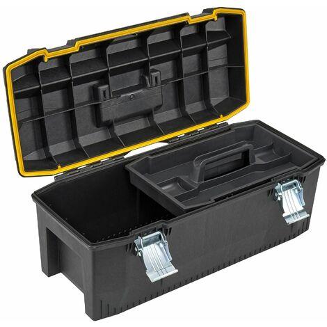 Boîte à outils étanche Fatmax STANLEY - plusieurs modèles disponibles