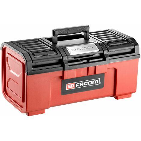 Boîte à outils Facom plastique 19'' FACOM fermeture automatique - BP.C19NPB