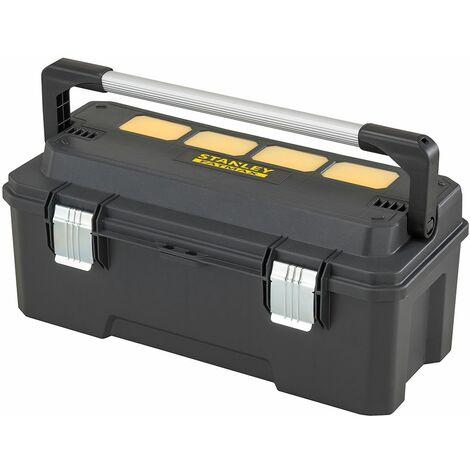 Boîte a outils fatmax etanche cantilever dimensions 480 x 200 x h 230 mm / 3 godets amovibles