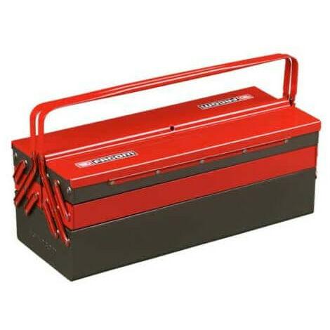 Boîte à outils métallique 5 cases BT.GPB Facom- plusieurs modèles disponibles