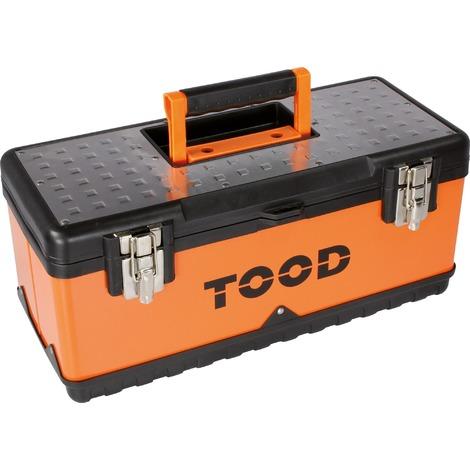 """main image of """"Boîte à outils métallique Tood - Longueur 510 mm"""""""