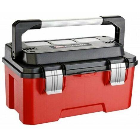 Boîte à outils plastique 20 FACOM poignée aluminium - BP.P20APB