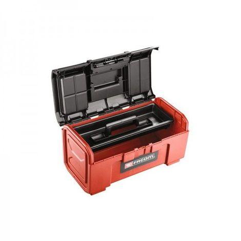 Boîte à outils plastique 24'' fermeture automatique FACOM - BP.C24NPB